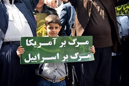 راهپیمایی مردم تبریز در حمایت از سپاه پاسداران انقلاب اسلامی | Morteza Farzi