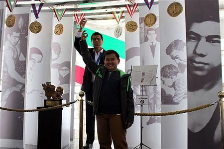 بازدید شرکت کنئدگان مسابقات بین المللی قرآن کریم از برج میلاد | Amir Gholami