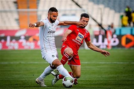 دیدار تیمهای فوتبال پرسپولیس و سایپا | Ali Sharifzade
