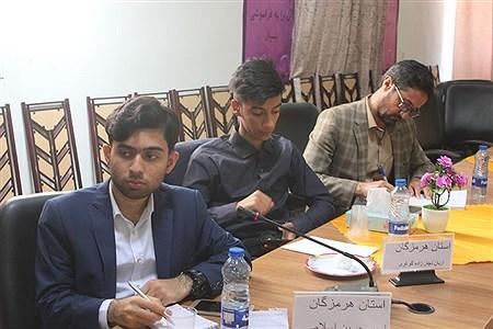 دومین نشست قطب 5 نهمین دوره مجلس دانش آموزی | morteza maghsodi