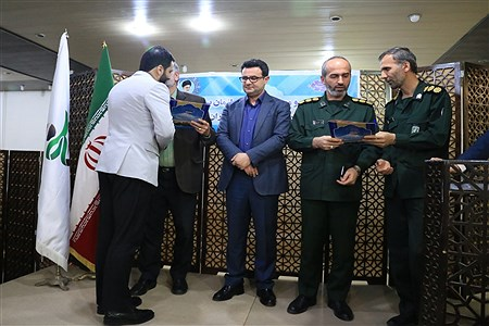 معارفه رییس جدید سازمان بسیج ورزشکاران مازندران | Ahmad Ghorbani