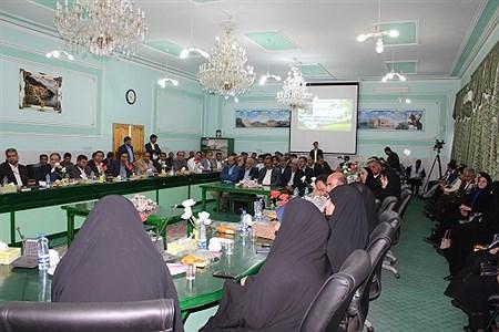 مراسم خداحافظی علیرضا نخعی مدیرکل قبلی آموزش و پرورش استان در خانه معلم زاهدان | hosin peran