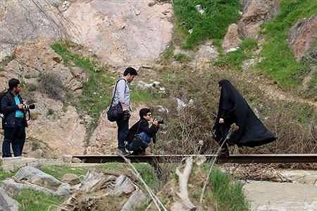 بازدید اصحاب  رسانه از روستاهای اهر، کلیبر، خدا آفرین و منطقه  ارسباران در روز سه شنبه 27 فروردین برگزار شد.    Ahmadreza Mashhouri