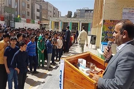 آغاز پویش سیل مهربانی همکلاسی ها در سیستان و بلوچستان |