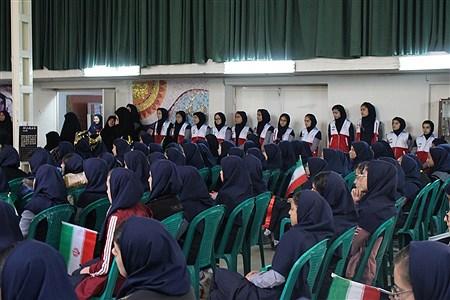 آیین سیل مهربانی همکلاسی ها برگزار شد. | Mohamad azin