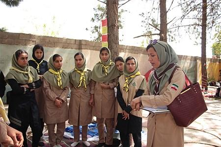 اردوی پایانی تشکیلات پیشتازان دختر ناحیه یک شیراز | Ghazal Abbasi