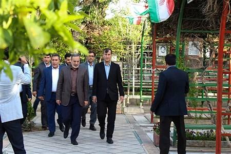 سفر وزیر آموزش و پرورش به شیراز | Pooria Keshavarz