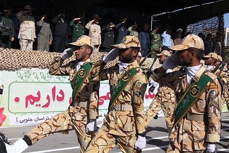 مراسم رژه ارتش جمهوری اسلامی ایران به مناسبت روز ارتش درخراسان جنوبی | Mahdi Arasteh