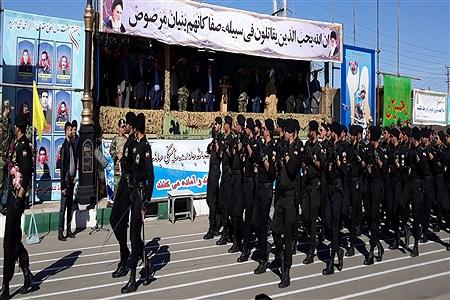 رژه نیروهای مسلح  | Fatemeh Rezaee