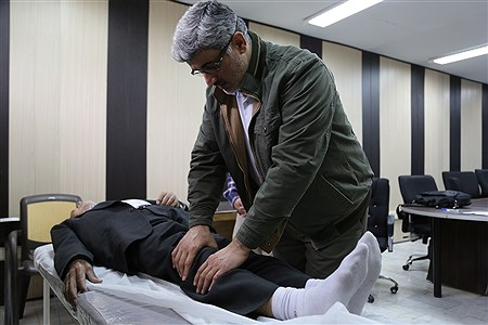 کمیسیون تخصصی، پزشکی  حج 98 هلال احمراستان تهران | Ali Ahmadinia