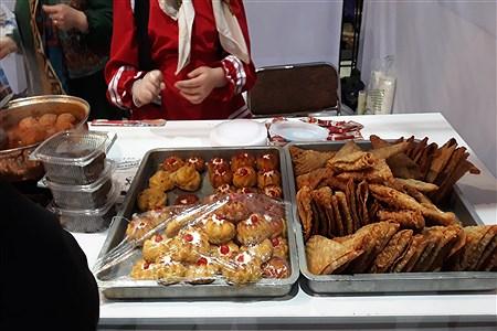 جشنواره بین المللی غذای اکو جاده ابریشم | Fatemeh Rezaee