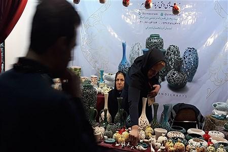 نمایشگاه صنایع دستی | Fatemeh Rezaee