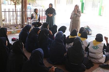 برگزاری اردوی یک روزه دانش آموزی - کانون شهید ایرانمنش | fateme zandi
