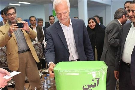 برگزاری مراسم سیل مهربانی در مدارس کرمان برای کمک به سیل زدگان  | fateme zandi