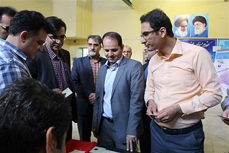 برگزاری مسابقه تیراندازی کارکنان آموزش و پرورش استان همدان به مناسبت هفته سلامت | Sahar Chahardoli
