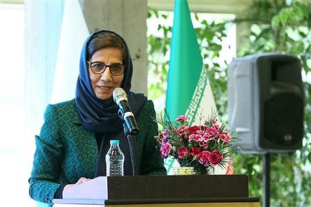 جشن چهل سالگی کتابخانه مرجع کانون پرورش فکری کودکان و نوجوانان | Hossein Paryas