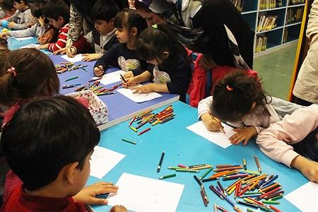 کارگاه گسترش فضای هفته سلامت و بهداشت فردی در کتاب کودکان و نوجوانان | saba tafarrojkhah