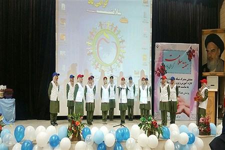 همایش بزرگ هفته سلامت در ملارد | Zahra Einabady
