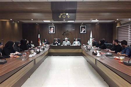 دیداراعضای تشکیلات سازمان دانش آموزی استان گیلان با اعضای شورای اسلامی شهررشت | mohammad.hosseinzadeh