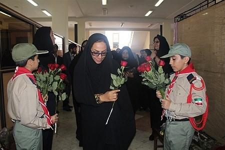 همایش تجلیل از مقام شامخ معلم و تکریم معلمان منتخب استانی  | hossin peran