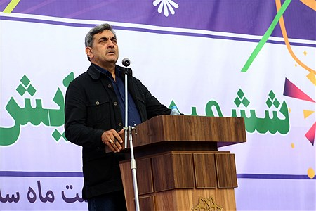 همایش پیادهروی بازنشستگان شهرداری تهران | Amir Gholami