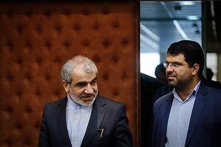 نشست خبری سخنگوی شورای نگهبان  | Ali Sharifzade