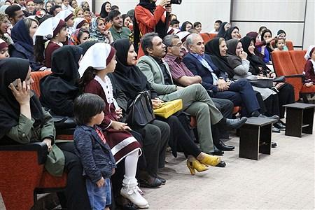 برگزاری جشن پایانی پیش دبستانی در امیدیه | Fatemeh Sharji