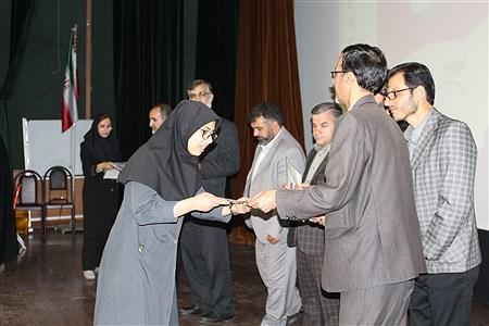 اختتامیه هشتمین جشنواره نوجوان سالم در استان همدان | Sahar Chahardoli