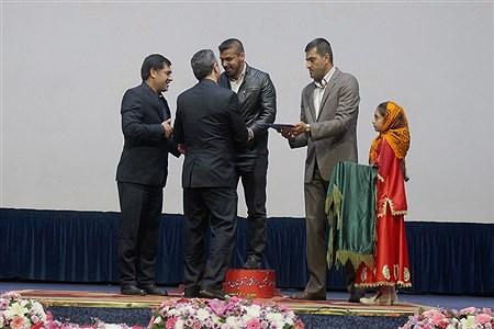 مراسم تجلیل از افتخار آفرینان ورزش آذربایجان شرقی  | Homa Samadi