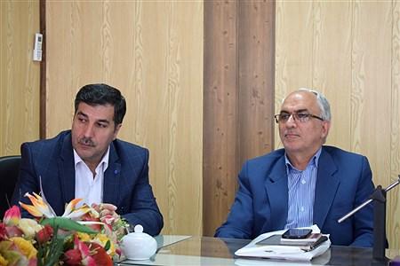 جلسه ستاد استانی سیل مهربانی کمک رسانی دانش آموزان و فرهنگیان به مناطق سیل زده | Morteza Farzi