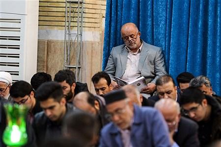 جمع خوانی قرآن کریم در ارومیه | Amir Hosein Mollazade