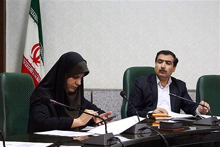 نشست استانی کارگروه طرح ساماندهی ،نظارت ومدیریت برتولید لباس فرم دانش آموزان خوزستان | Mohmad Shahrokh Nasab