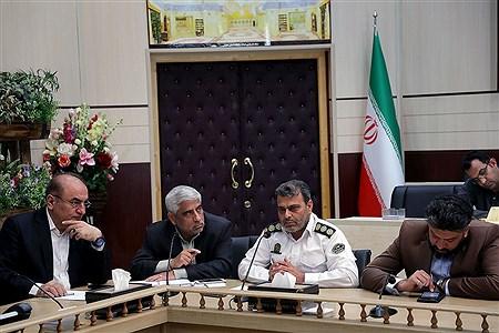 جلسه کارگروه کاهش آلودگی هوای استان تهران  | Bahman Sadeghi