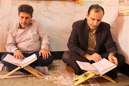 محفل انس با قرآن  | Abdol hossein Sadeghi