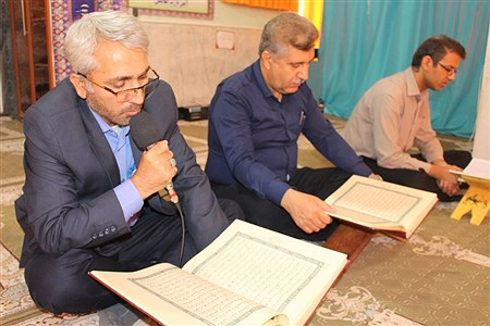 محفل انس با قرآن    Abdol hossein Sadeghi