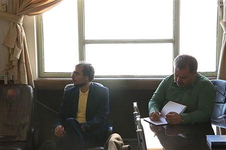 جلسه هماهنگی ساماندهی و نظارت بر پوشاک دانشآموزی   خراسان رضوی | Javad Ebrahimi