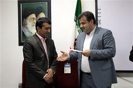 حضور استاندار مازندران در سازمان دانشآموزی استان | Sogand Abdolahzadeh