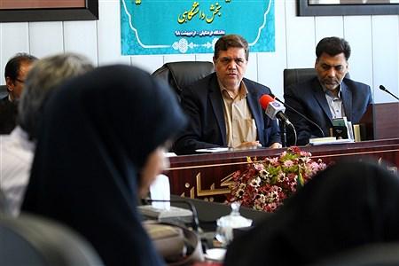نشست خبری بیست و هفتمین نمایشگاه بین المللی قرآن کریم بخش دانشگاهی | Hossein Paryas
