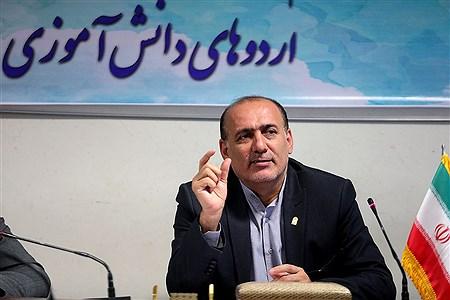 جلسه بررسی طرح جامع تحول در نظام اردوهای دانش آموزی | Bahman Sadeghi