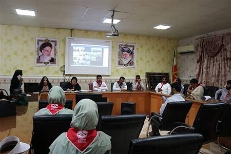 تقدیر از مربیان و اعضا پیشتاز شهرستان ایرانشهر | zahra soltan abadei