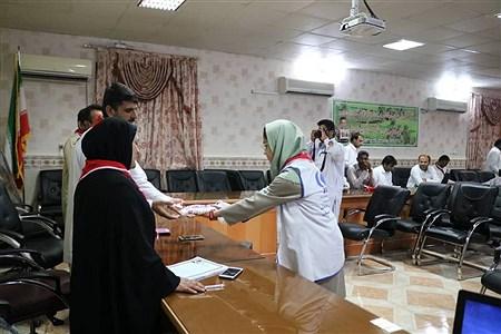 تقدیر از مربیان و اعضا پیشتاز شهرستان ایرانشهر   zahra soltan abadei