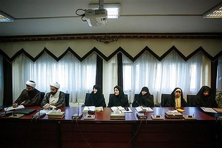 جلسه کمیته عفاف و حجاب | Ali Sharifzade