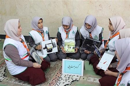 بزرگداشت هفته سازمان دانش آموزی | Mohamad azin