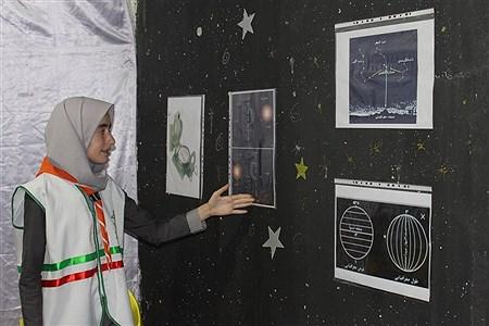 افتتاح کارگاه جهت یابی و نجوم | Mohamad azin