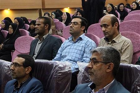 آیین سپاس مربی در ناحیه 3 اهواز | Mohamad Shahrokh Nasab