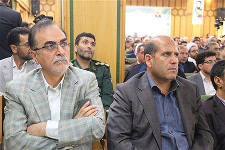 آیین تکریم و معارفه رییس کل دادگستری مازندران | Ahmad Ghorbani
