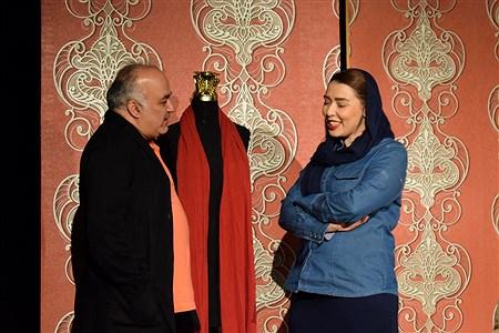نمایش همین امشب در تبریز | Morteza Farzi