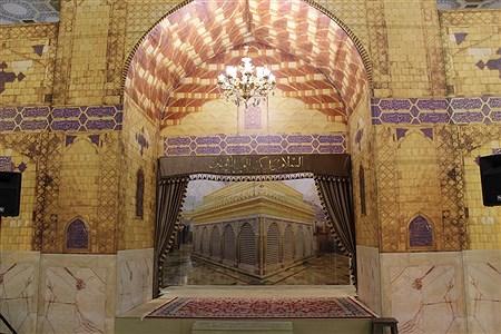 نمایشگاه بین المللی قرآن کریم در مصلی امام خمینی(ره) تهران | Fateme Gadam Zadeh
