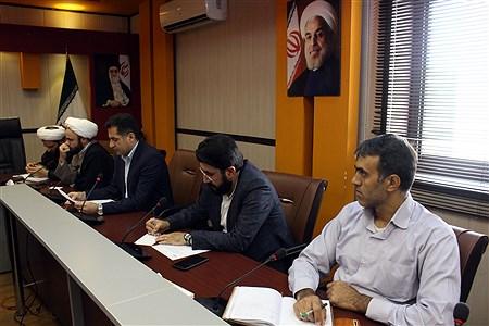 نشست شورای توسعه و ترویج فرهنگ اقامه نماز شهرستانها ی تهران | Amir Gholami