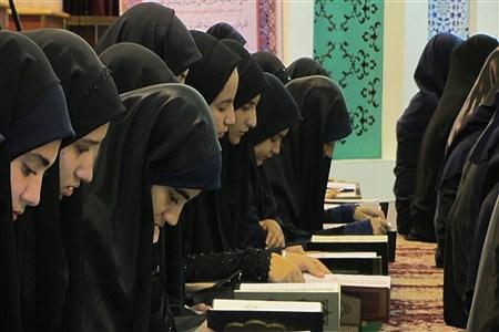 مجمع قرآن خوانی | Sarina rahmani